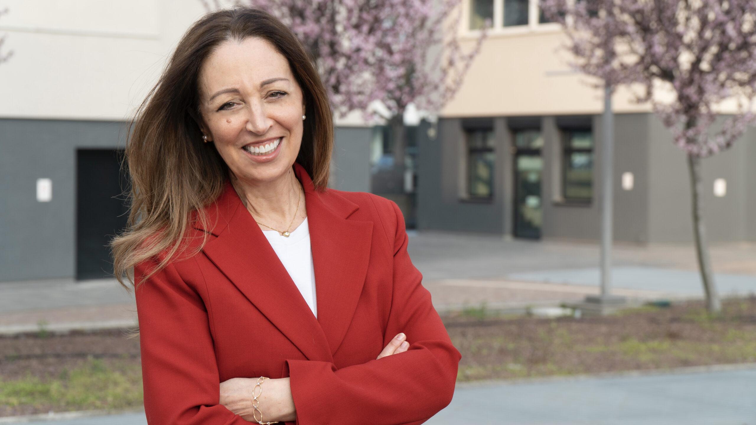 Daniela Mapelli, candidata alla carica di rettore dell'Università degli Studi di Padova (unipd) nelle elezioni 2021