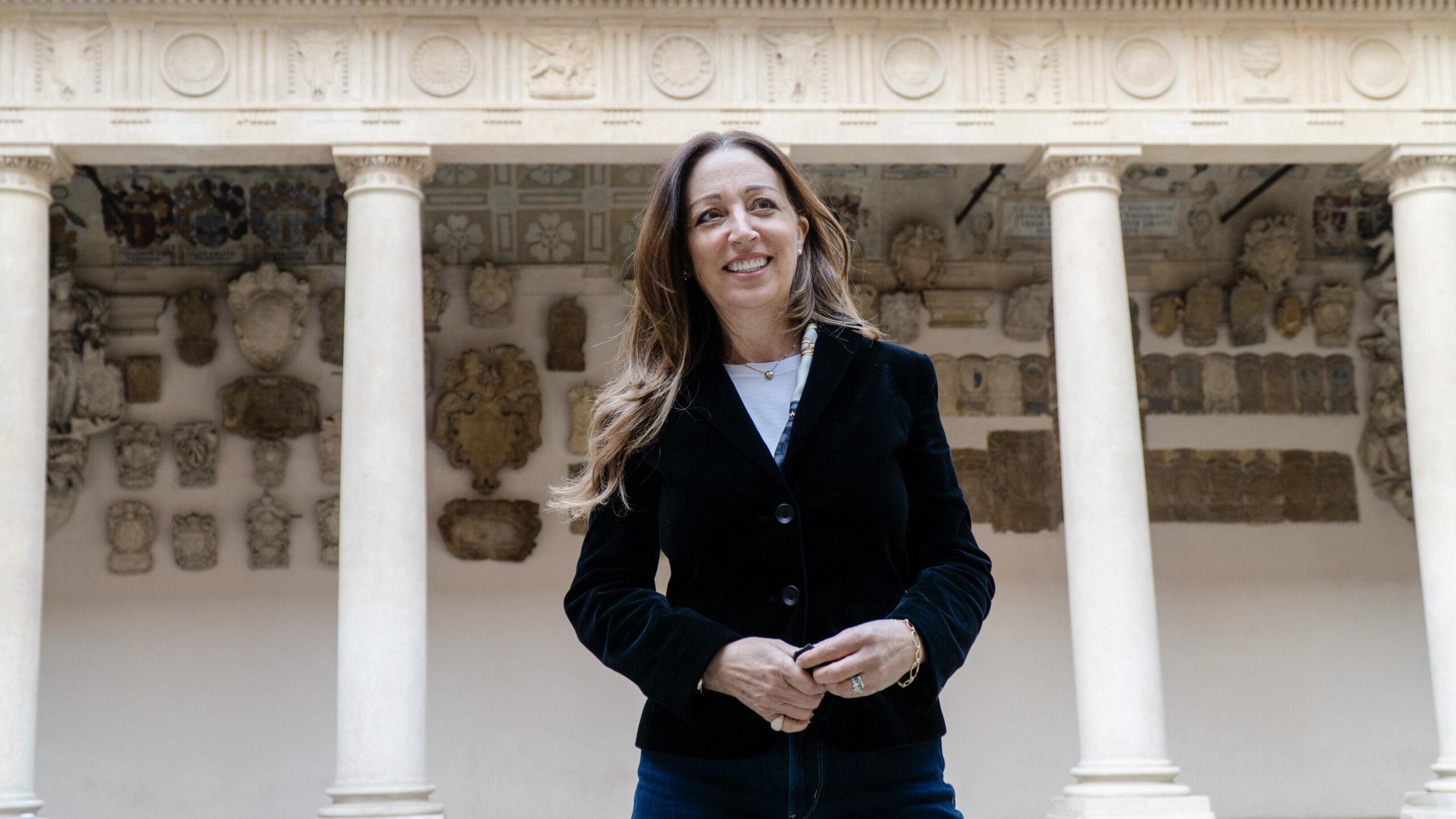 Le motivazioni di Daniela Mapelli per la sua candidatura nelle elezioni 2021 a rettrice dell'Università degli Studi di Padova (unipd): mettere la persona al centro di un'Università inclusiva, basata sulla trasparenza e coerenza, per creare un futuro sostenibile.