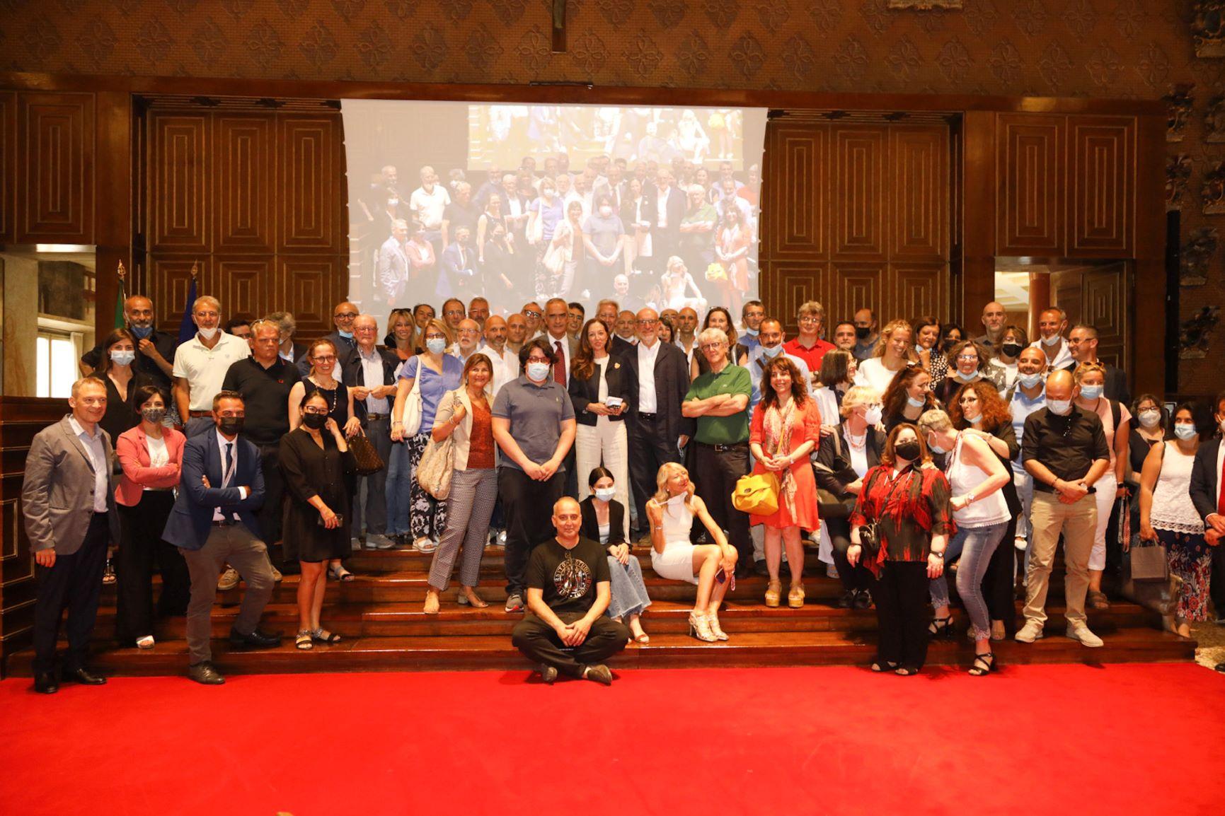 Daniela Mapelli, Rettrice eletta dell'Università degli Studi di Padova per il sessennio 2021-2027: la squadra che ha lavorato al programma